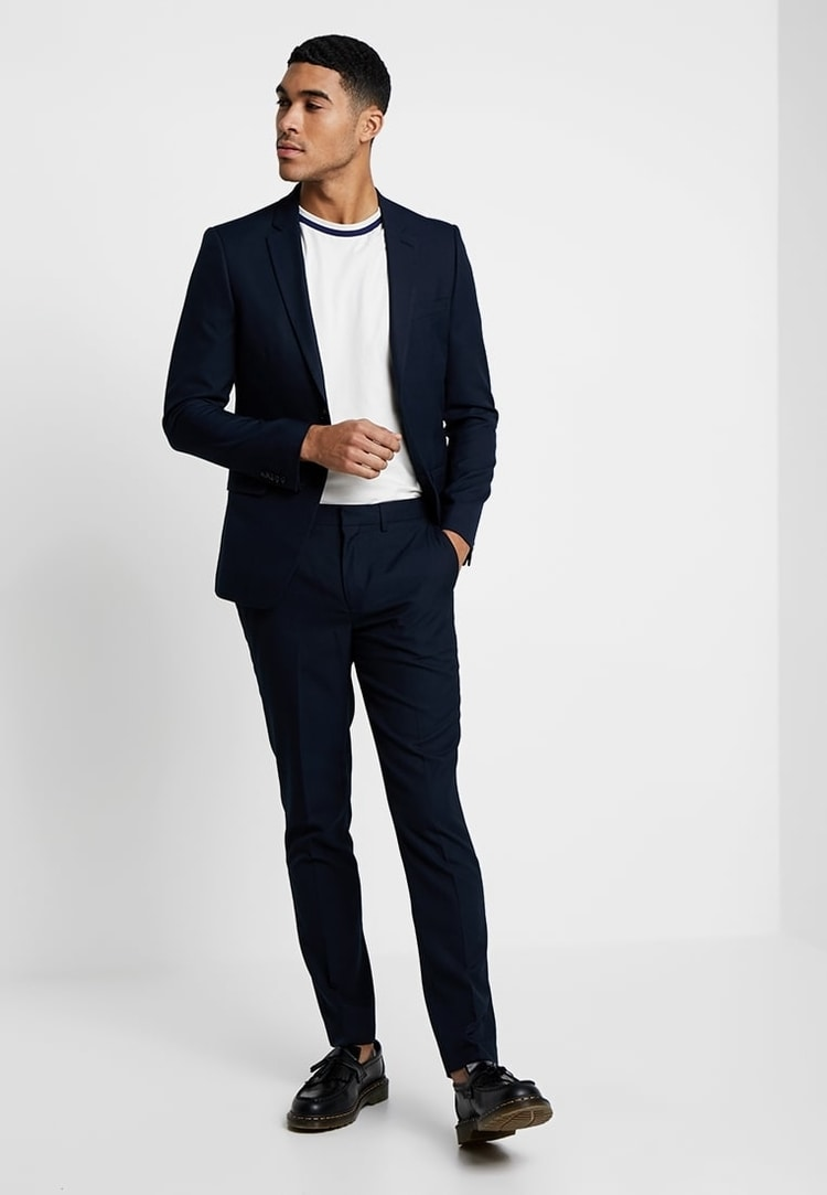 homme tenue business casual