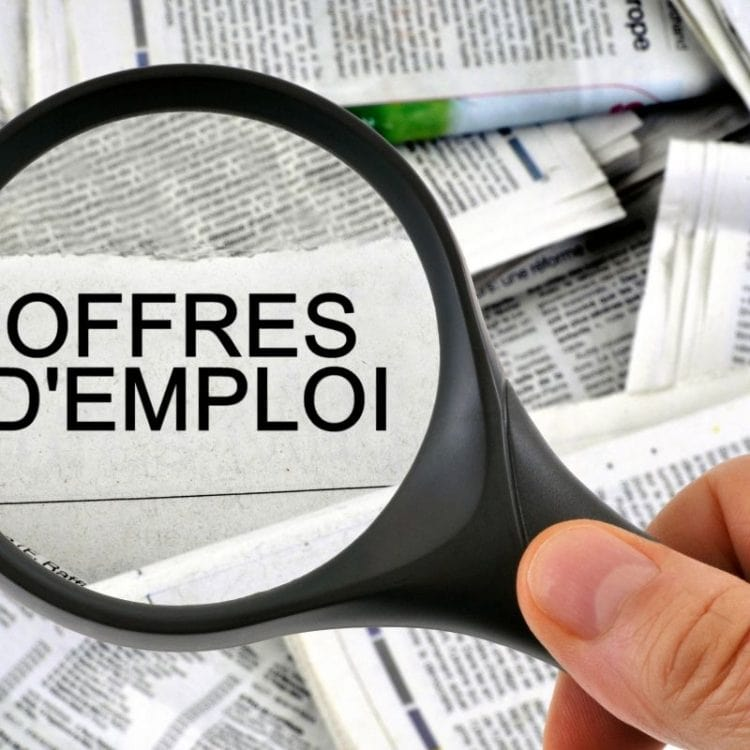 reponse offre emploi